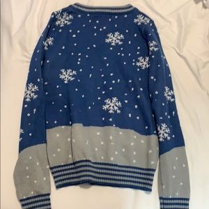 Tipsy Elves Sweaters - Abominable Snowman Christmas Sweater